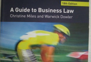 A Guide to Business law 18th Edition (Textbook)